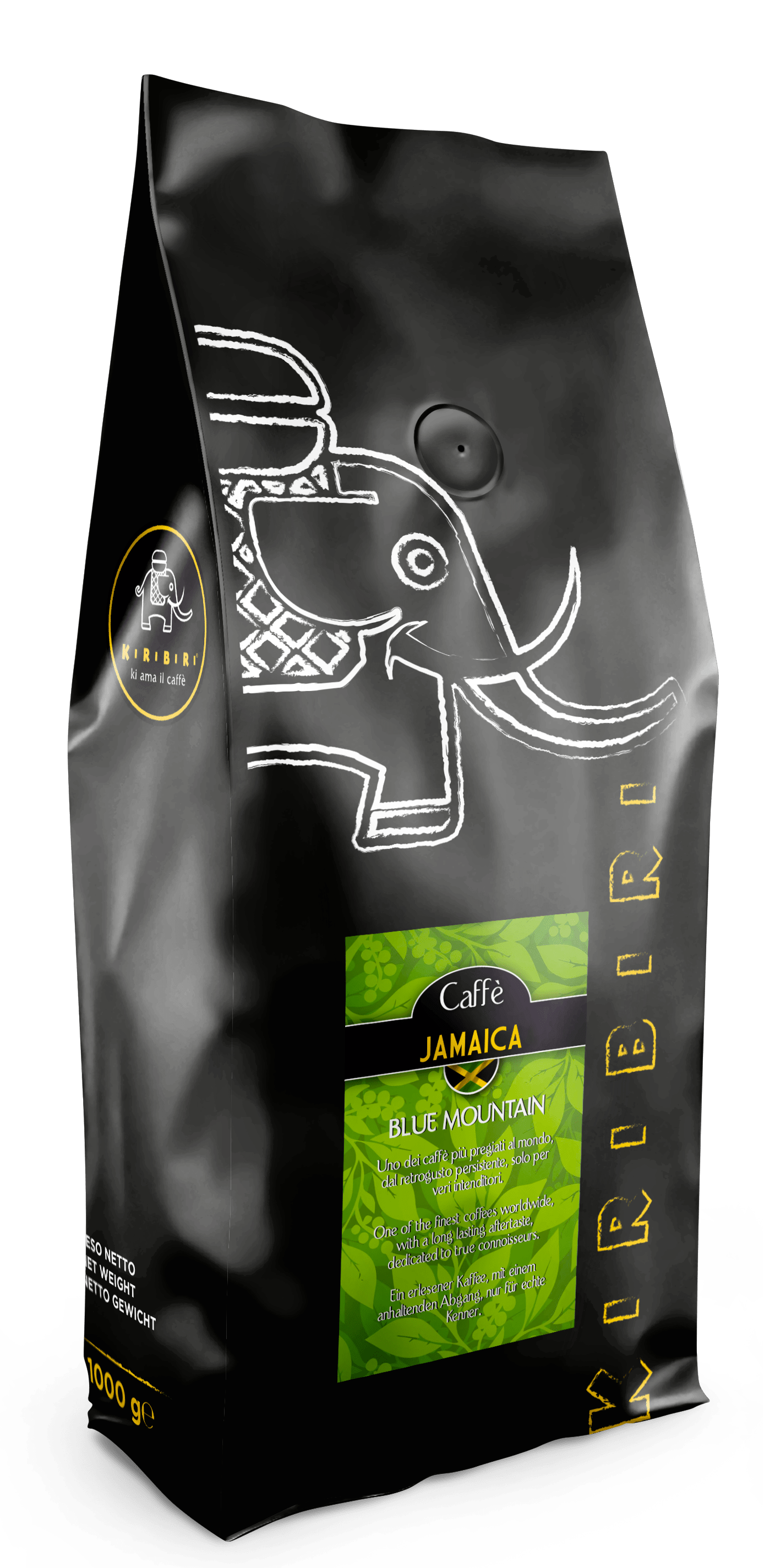 Kiribiri Jamaica Coffee Beans
