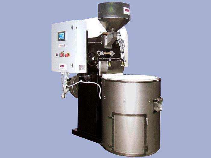 STA Impianti RE-ROAST 15-30-60 Coffee Roasting Machine